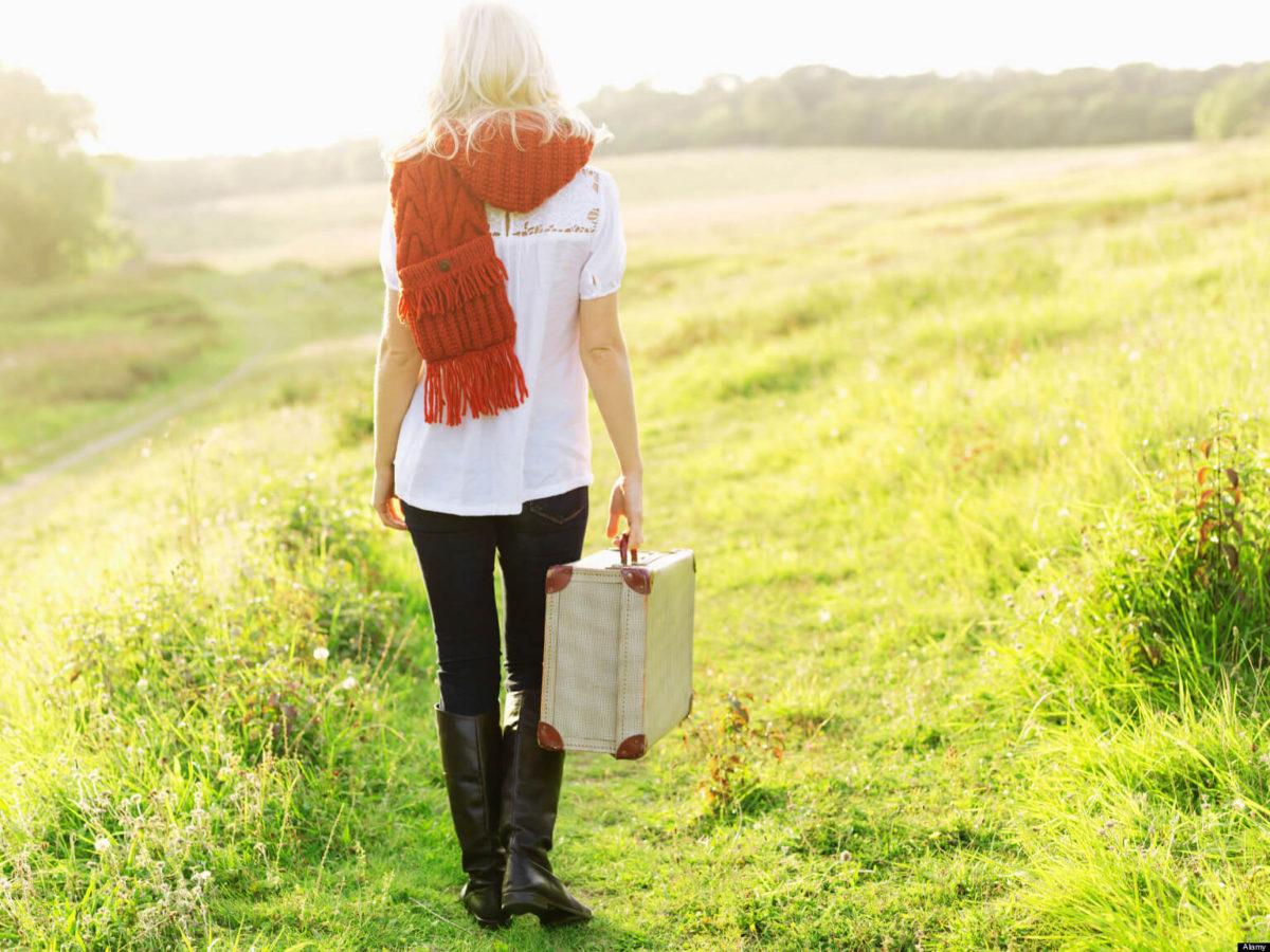 自分の生きたい道を歩く